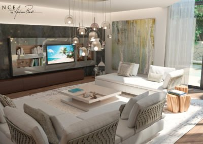 Interior design in Alexandria, Egypt
