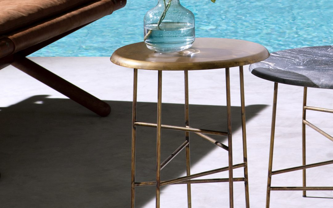 EXTETA Star Side Table