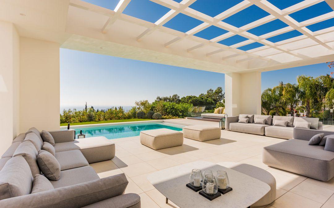 Villa El Rosario – Marbella, Spain