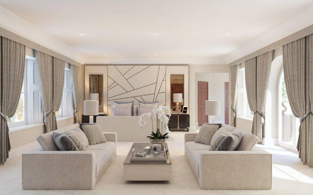 Luxury Country Estate, Hotham – UK