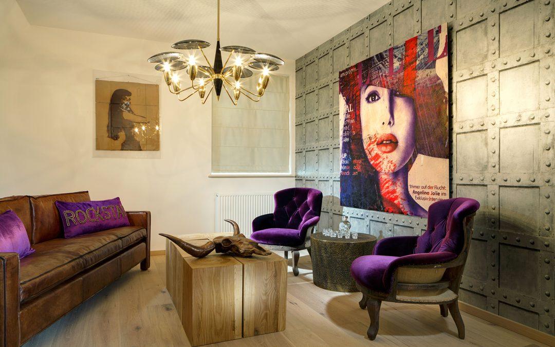 Belgium interior design project