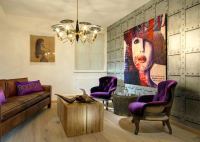 Belgium interior design project