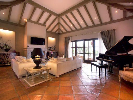 Rustic Villa in La Zagaleta, Benahavis. Spain