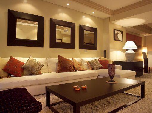 Mar Azul, interior design project