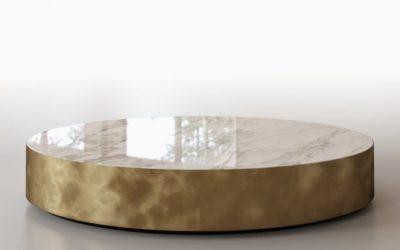 MERIDIANI Belt Low Table