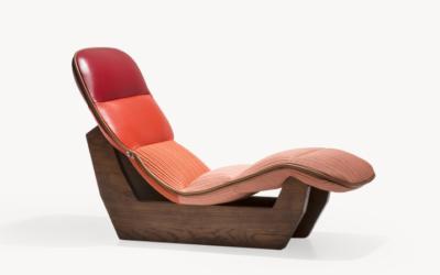 MOROSO Lilo Chaise Lounge