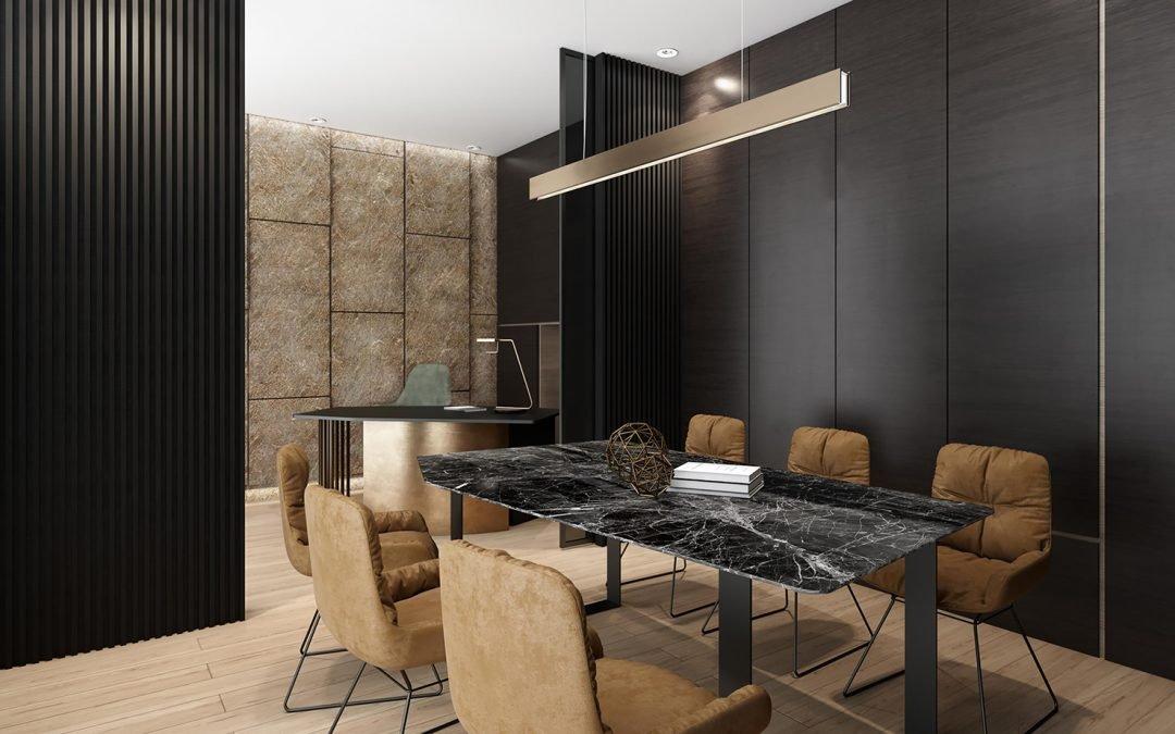 Luxury Estate Agent Office Design