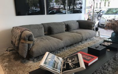 MOROSO Belt Sofa